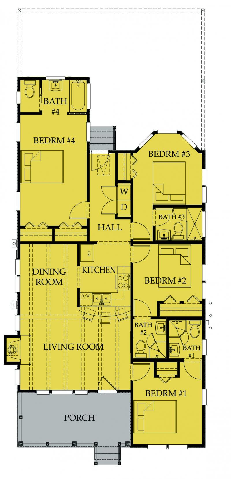 House likewise Reynolds Great Waters likewise Us Afghanistan Turmoil Wont Change Us War Plan further 18502641 together with Concrete flat roof house plans. on oconee house plan